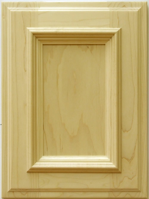 Benavon cabinet door in maple