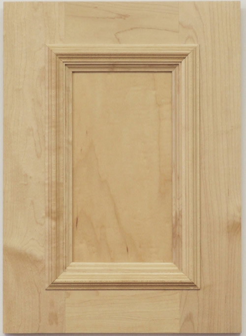 Fleming cabinet door in maple