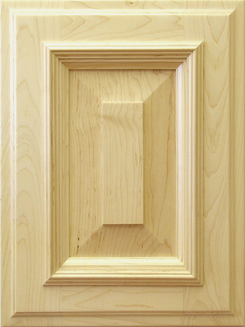 Burbank cabinet door in maple
