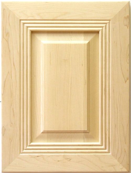Wilson mitered Kitchen Cabinet Door in Maple
