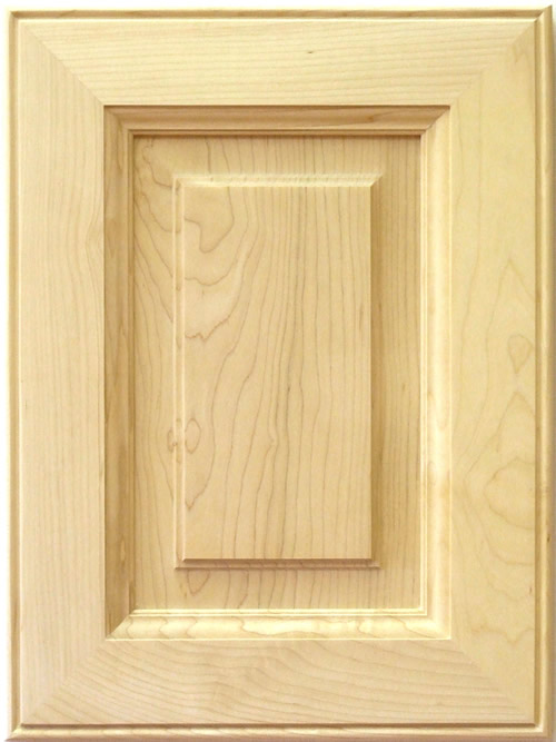 Huron mitered kitchen Cabinet Door in Maple