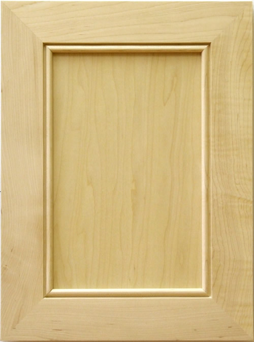 Calitri mitered cabinet door in maple