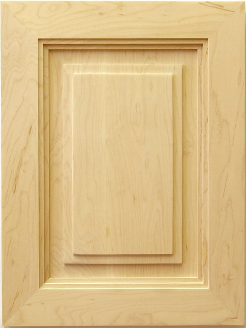 Eldon Mitered kitchen Cabinet Door in Maple