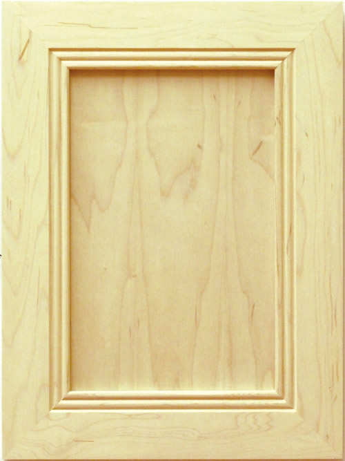 Kent Mitered Kitchen Cabinet Door in Maple