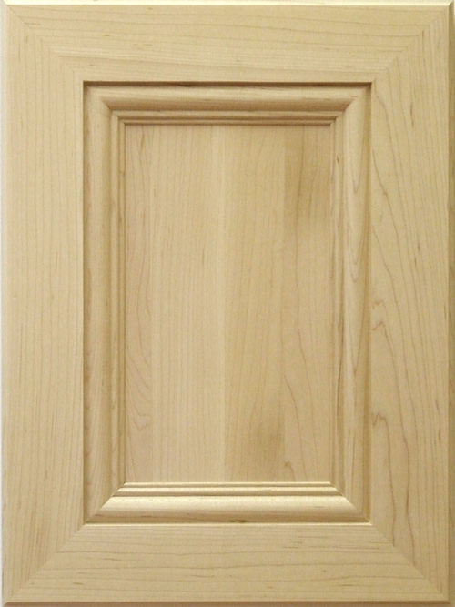 Rathlin Mitered Kitchen Cabinet Door in Maple