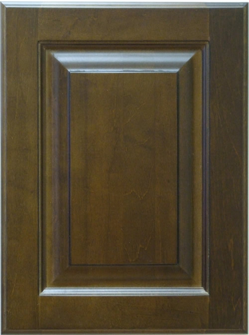 Allstyle Cabient Doors: Eglinton Door shown in Maple with a custom finish