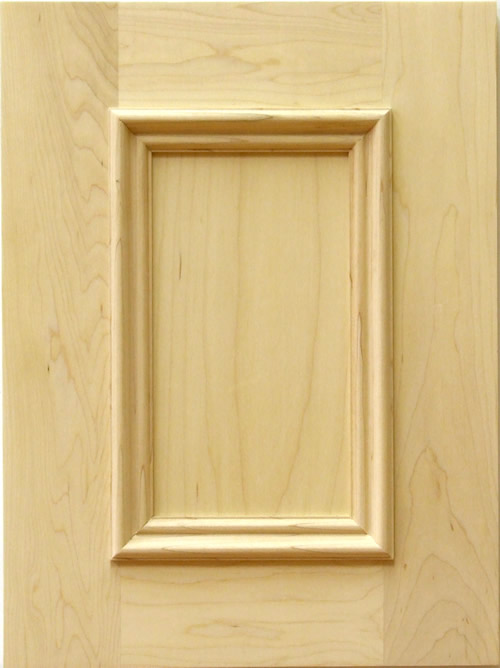 Bradfield cabinet door in maple