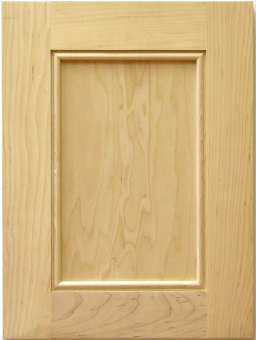 Stonybrook cabinet door in maple