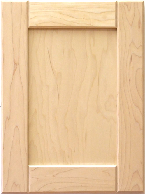 Adam cabinet door in maple