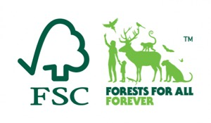 FSC - Forests For All Forever Logo