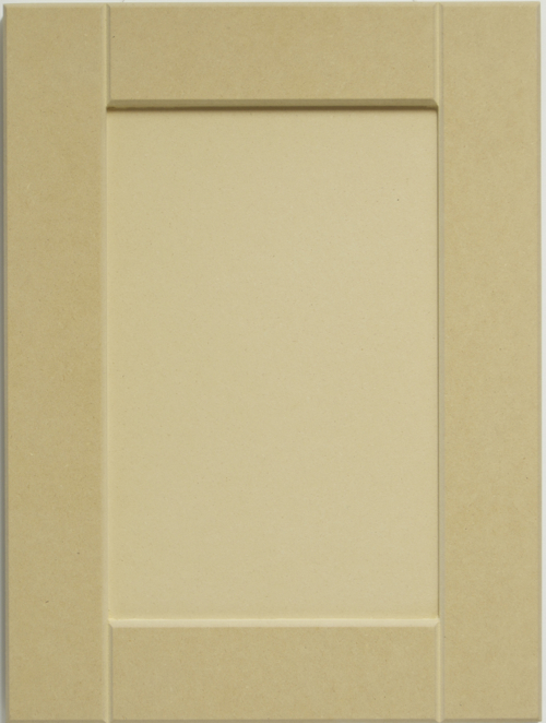Adam MDF one piece routed cabinet door