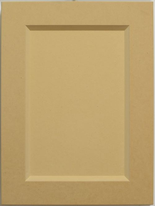 Tilford Mdf Kitchen Cabinet Door With Bevelled Inside Profile