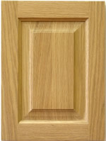 Harwood Kitchen Cabinet Door