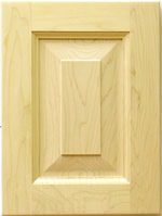 Powell Raised Panel Door