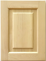 Schubert Raised Panel Door