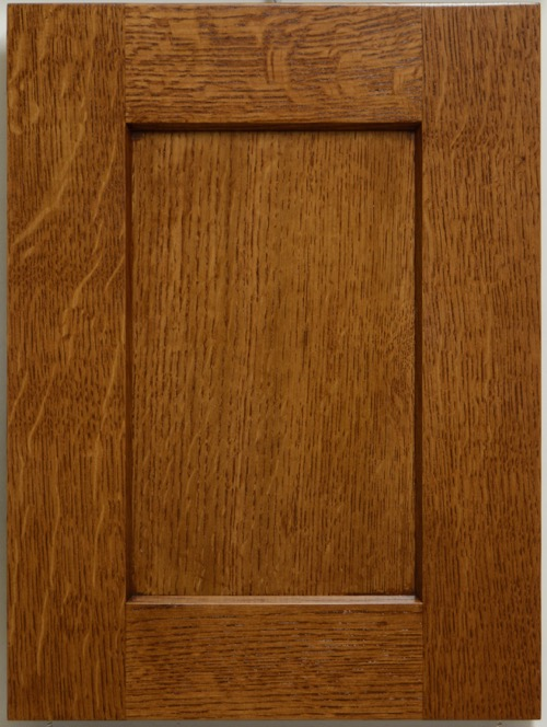 wide rail Henegan door