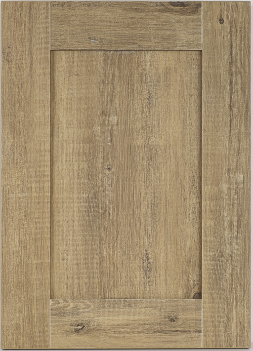 9001 Rustic Farmhouse shaker door