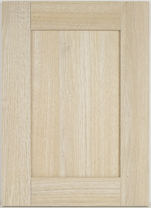 9003 Milky Oak shaker door