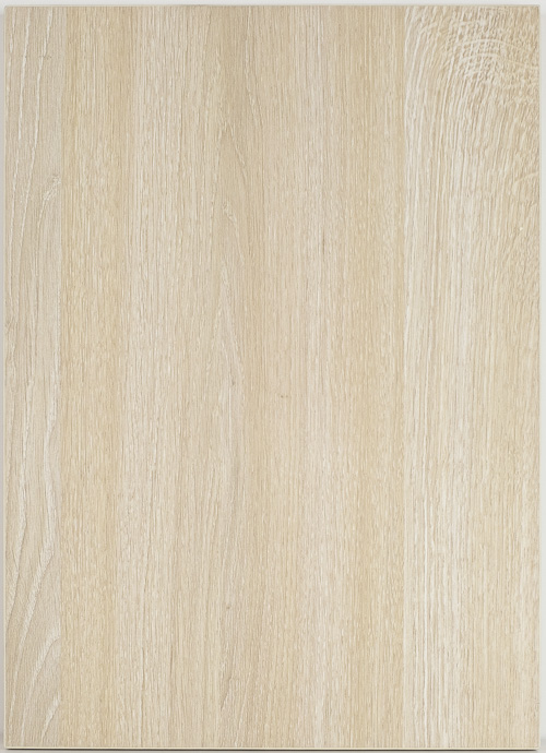 9003 Milky Oak slab door