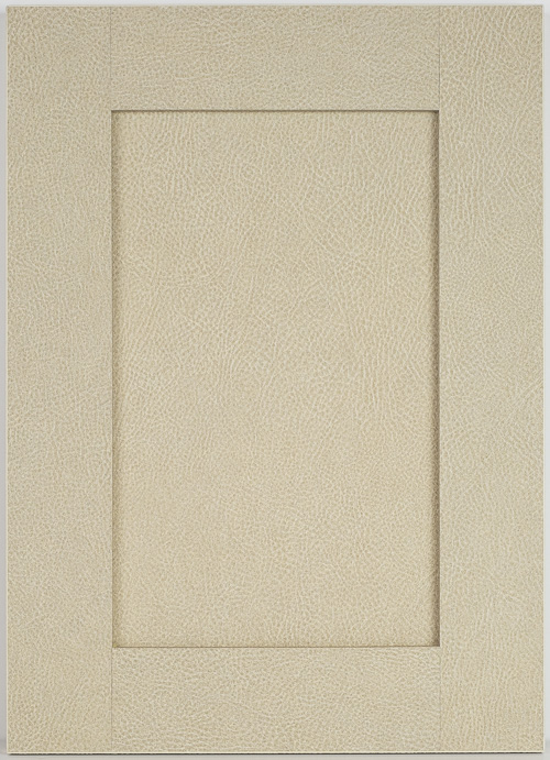 9102 Desert Beige Leather shaker door