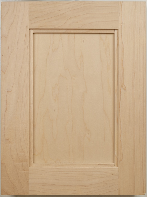 Canyon Stepped Shaker Door