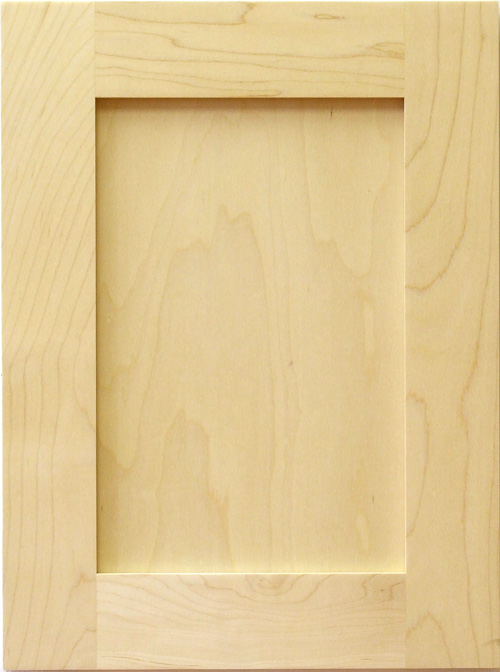 Lancaster shaker door in maple